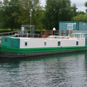 55ft Narrowboat